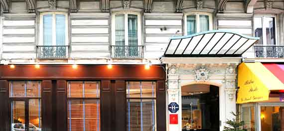 Hotel Chateaudun Paris