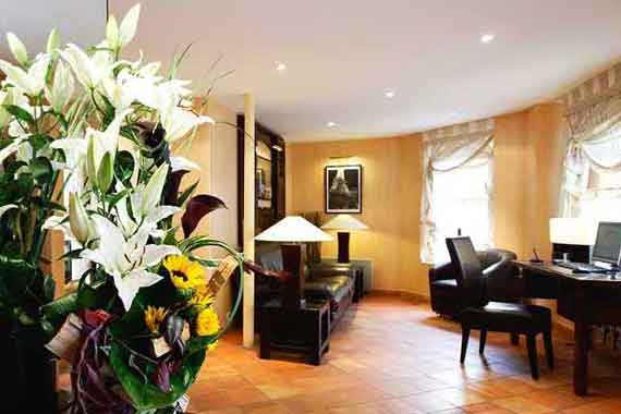 Online reservation for Hotel Flaubert Paris