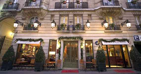 Online Reservation for Lenox Montparnasse hotel Paris