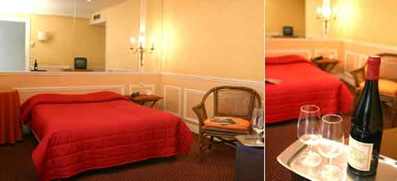 Make your online reservation to Hotel Pavillon Montaigne Paris, three star hotel, 8° arrondissement, close to Champs Elysees