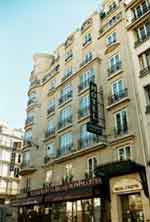 Make your online reservation to Hotel Carlton's Paris, three star hotel, IX° arrondissement, close to Montmartre and Sacre Coeur