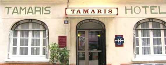 Online reservation for Tamaris hotel Paris