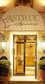 Online reservation for Astruc Elysees Hotel Paris
