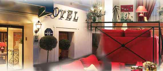 Online reservation for Hotel Beaugency Paris