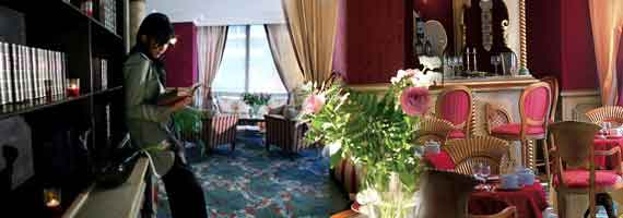 Online reservation for Hotel Villa Eugenie Paris